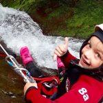 Juliette 8 ans à Langevin Ti Grain Galet