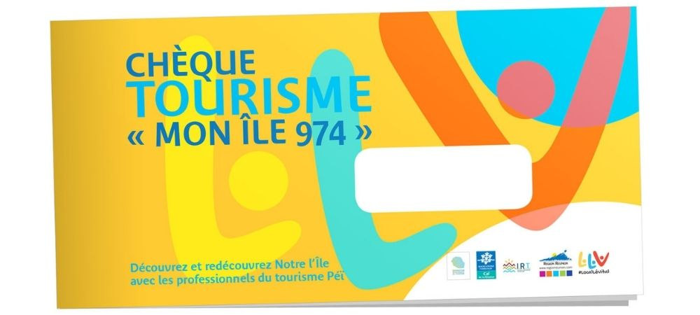 Chèques tourisme «Mon île 974»