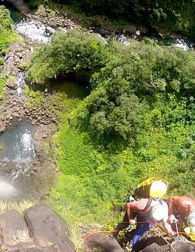 Canyoning à Dudu