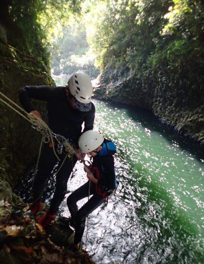 Petit rappel à la rivière des roches