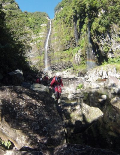 Canyon de Takamaka