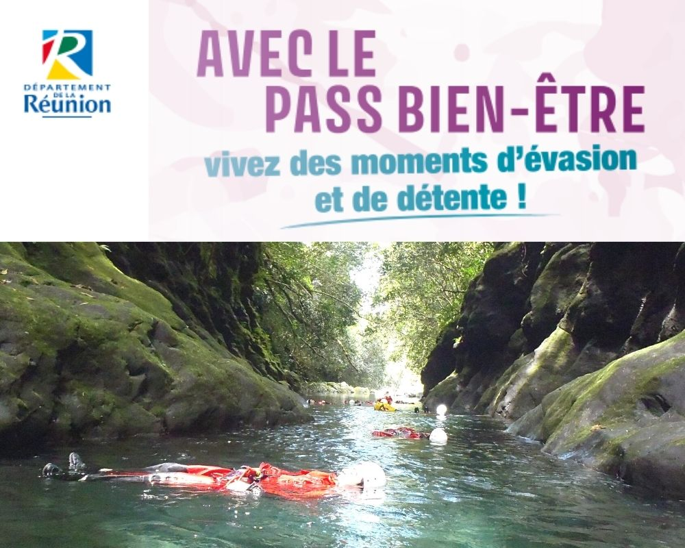 Avec le Pass bien-être, vivez des moments d'évasion et de détente avec Canyon Aventure